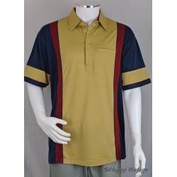 Gabicci Mens Blue Polo Shirt