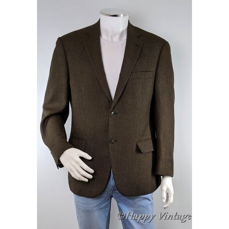 Marks and Spencer Collezione Brown Mens Jacket