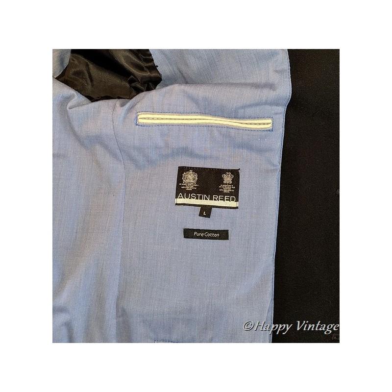 Dark Blue Austin Reed Jacket Size 46 Happy Vintage