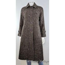 Vintage Black Eastex Coat