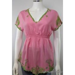 Pink Play Beach Dress