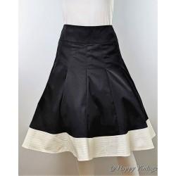 Coast Black Circle Skirt