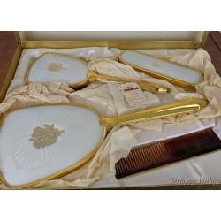 Vintage Linek Brush Set