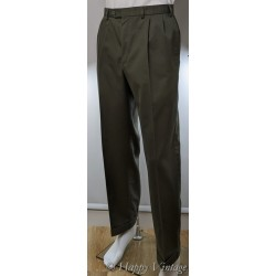 1980s M&S Sage Mens Trousers
