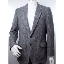 St Michael Grey Wool Jacket