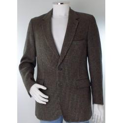 St Michaels Men's Grey Tweed Jacket