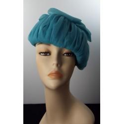 1960 Blue Hat