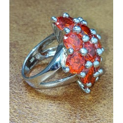 Red Sparkle Ring