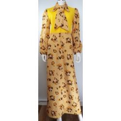 1970's Maxi Dress