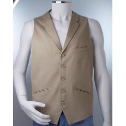 Peter Christian Cream Waistcoat