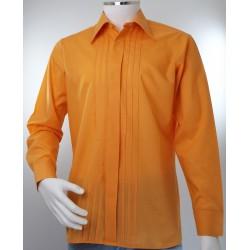 1970 Orange Dress Shirt