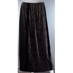 Soft Animal Print Skirt