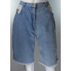 1980 Denim Shorts