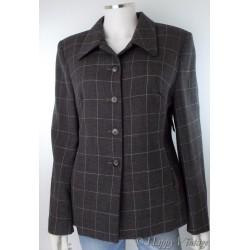 1970 Grey Wool Jacket