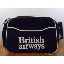 British Airways 1970 Carry On Bag