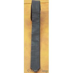 Topman Leather Tie